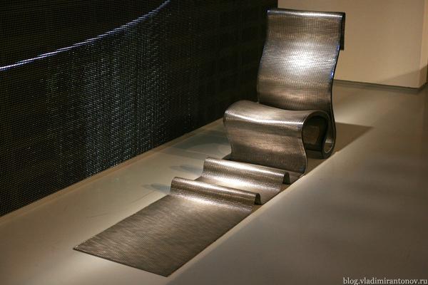 Коллекция мебели Restless от Рона Арада (Ron Arad)